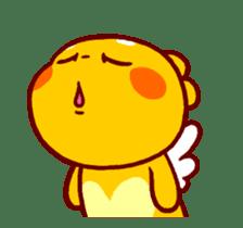 QooBee Agapi ~ ANIMATED Sticker02 sticker #12841906