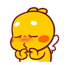 QooBee Agapi ~ ANIMATED Sticker02 sticker #12841907