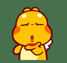 QooBee Agapi ~ ANIMATED Sticker03 sticker #12842255