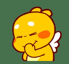 QooBee Agapi ~ ANIMATED Sticker03 sticker #12842257