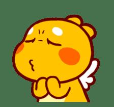 QooBee Agapi ~ ANIMATED Sticker03 sticker #12842263