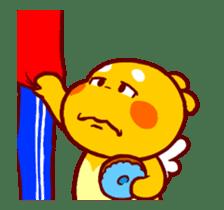QooBee Agapi ~ ANIMATED Sticker03 sticker #12842267