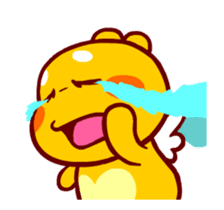 QooBee Agapi ~ ANIMATED Sticker03 sticker #12842269