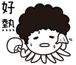 I Love Afro Taco (Chinese version) sticker #12849728