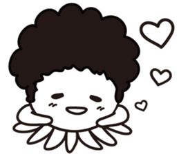 I Love Afro Taco (Chinese version) sticker #12849743
