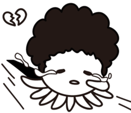 I Love Afro Taco (Chinese version) sticker #12849746