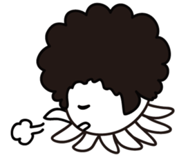 I Love Afro Taco (Chinese version) sticker #12849749