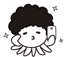 I Love Afro Taco (Chinese version) sticker #12849759