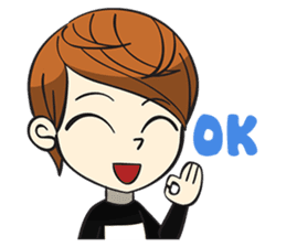 Chibi Kpop Korean Fanboy sticker #12864132
