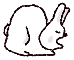 Bad Bun sticker #12867647