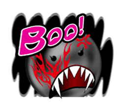 Aroma Monster (party) sticker #12871582