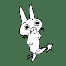 Rabbit Of Giru sticker #12880893