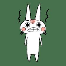 Rabbit Of Giru sticker #12880897