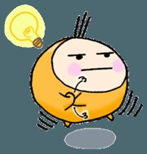 Little Facial Expression Mr. Vivalon sticker #12882238