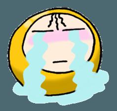 Little Facial Expression Mr. Vivalon sticker #12882242