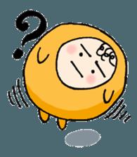 Little Facial Expression Mr. Vivalon sticker #12882246