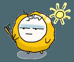 Little Facial Expression Mr. Vivalon sticker #12882248
