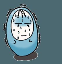 Little Facial Expression Mr. Vivalon sticker #12882251