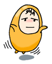 Little Facial Expression Mr. Vivalon sticker #12882252