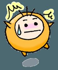 Little Facial Expression Mr. Vivalon sticker #12882255