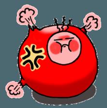 Little Facial Expression Mr. Vivalon sticker #12882263