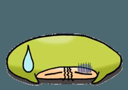 Little Facial Expression Mr. Vivalon sticker #12882270