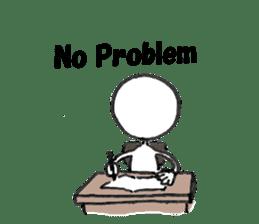 NoProblem sticker #12887144