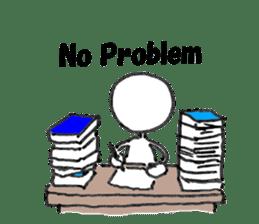 NoProblem sticker #12887145