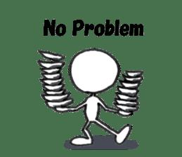 NoProblem sticker #12887155