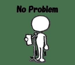 NoProblem sticker #12887156