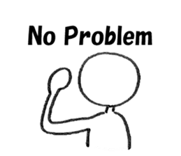 NoProblem sticker #12887157