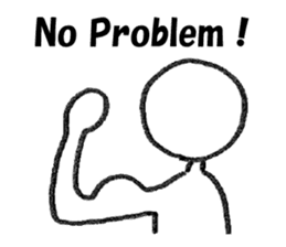 NoProblem sticker #12887158