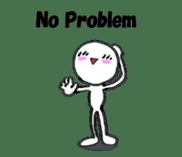 NoProblem sticker #12887161