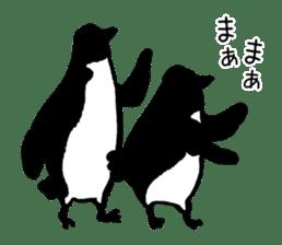 shirokumaza sticker #12887907