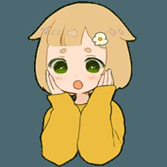 Fuwa Sticker