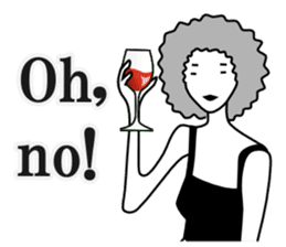 Drinking People (Eng) sticker #12896593