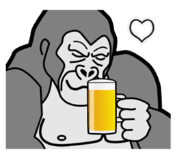 Drinking People (Eng) sticker #12896613