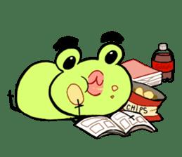 Codec & Sasha Frog 2 sticker #12903224