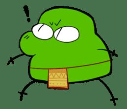Codec & Sasha Frog 2 sticker #12903234