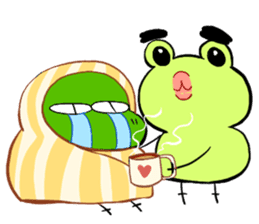 Codec & Sasha Frog 2 sticker #12903237