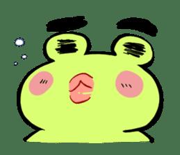 Codec & Sasha Frog 2 sticker #12903239