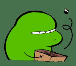 Codec & Sasha Frog 2 sticker #12903242
