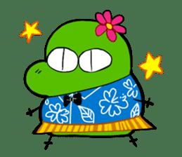 Codec & Sasha Frog 2 sticker #12903248