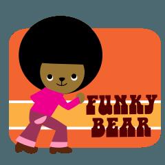 FUNKY!BEAR