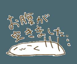 KINONUKERU YURUMOCHI(?) sticker #12908776