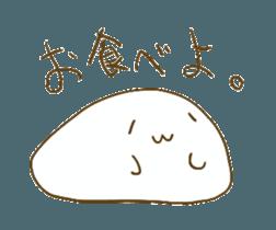 KINONUKERU YURUMOCHI(?) sticker #12908779