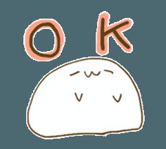 KINONUKERU YURUMOCHI(?) sticker #12908786
