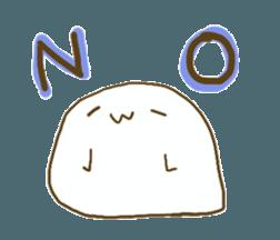 KINONUKERU YURUMOCHI(?) sticker #12908787
