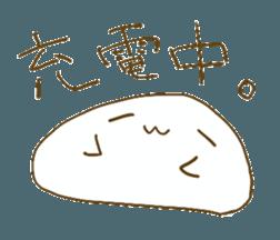 KINONUKERU YURUMOCHI(?) sticker #12908788