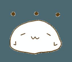 KINONUKERU YURUMOCHI(?) sticker #12908793